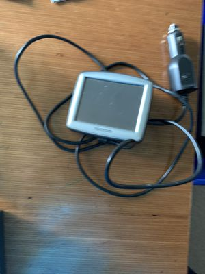 Tom Tom GPS with Car Charger for Sale in Germantown, MD
