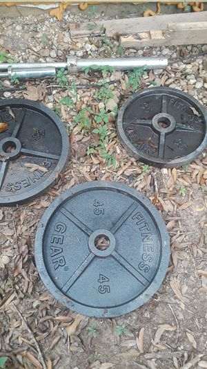 Weight set for Sale in Lawrenceville, GA