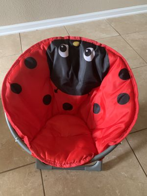 Kids ladybug chair for Sale in Middleburg, FL