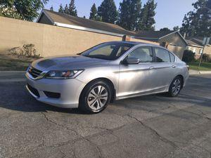 2013 2014 HONDA ACCORD SEDAN ONLY 59K MILES BACK UP CAMERA DRIVES LIKE NEW! civic altima corolla camry impala sentra kia optima for Sale in Los Angeles, CA