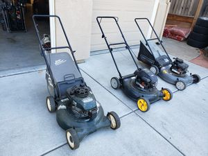Lawn mowers $30 for Sale in Pittsburg, CA