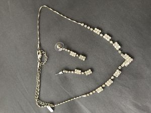 Necklace Earring Diamond set for Sale in Chicago, IL