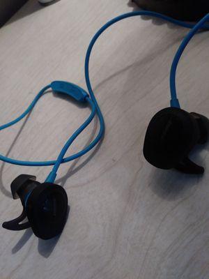 Bose SoundSport Wireless In-Ear Headphones for Sale in Gardena, CA
