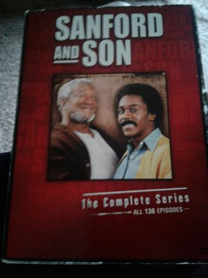 Sanford and Son full episodes DVD collection for Sale in Rockville, MD
