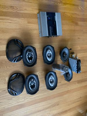 Pioneer Car stereo system for Sale in Washington, DC