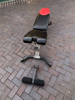 Bowflex 3.1 Adjustable Bench for Sale in Los Angeles, CA