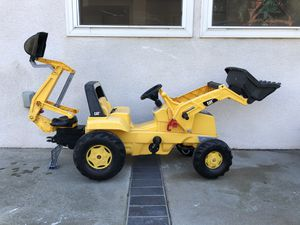 Child's CAT Backhoe Tractor for Sale in Laguna Niguel, CA