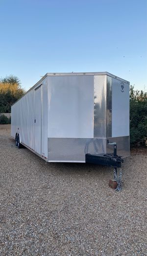 New. 32 ft toy hauler. Brand new for Sale in Paradise Valley, AZ