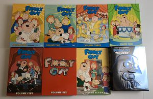 Family Guy Blu/DVD set! for Sale in Los Angeles, CA