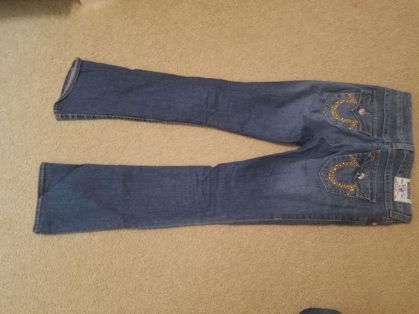 True Religion womens designer jeans