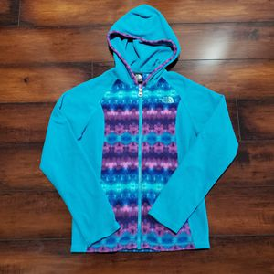 Girl's The North Face fleece hoodie for Sale in Mukilteo, WA