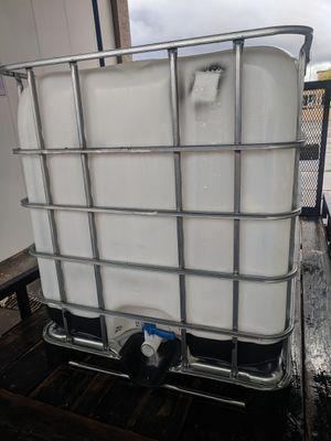 275 gallon FOOD GRADE IBC Tote $100. for Sale in Peoria, AZ