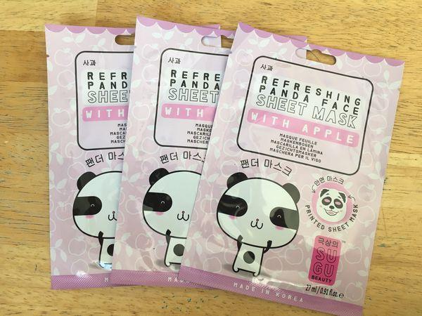 Face Mask - Panda Sheet Mask