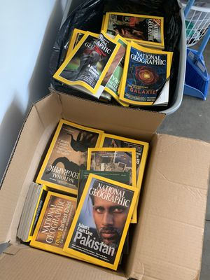 National Geographic for Sale in New Port Richey, FL