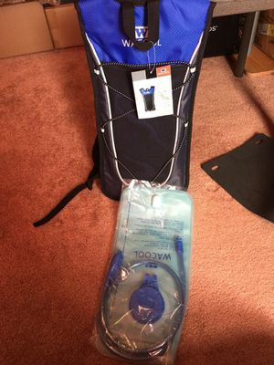 Hydration bladder pack, cycling backpack ,hiking lightweight daypack(brand new) for Sale in Philadelphia, PA