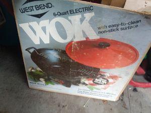 Wok for Sale in Millersville, MD