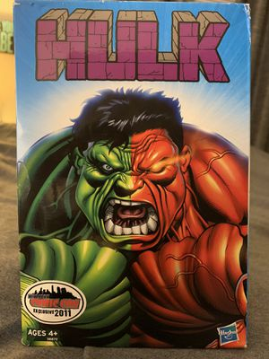 NYCC Exclusive Compound Hulk Action Figure - Marvel -Comics for Sale in Renton, WA