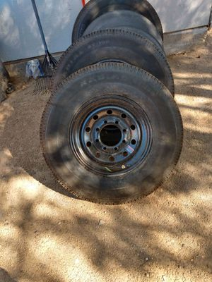 Tire and Rim for Sale in Fort Worth, TX