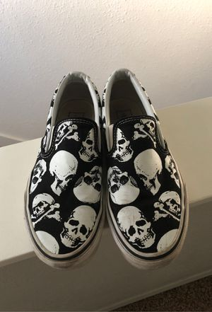 Skull Vans for Sale in Richland, WA