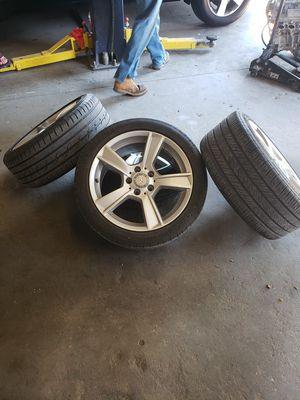 17 Inch Mercedes Rim for Sale in Virginia Beach, VA