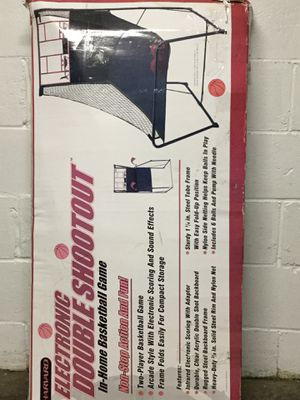 Electronic Basketball Game for Sale in East Liberty, PA