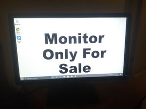 Offer! Dell Flat Panel Monitor 20' E2013Hc Minimum details. for Sale in North County, MO