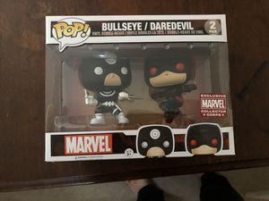 Bullseye/daredevil Funko for Sale in Bethesda, MD