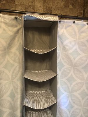 Hanging closet organizer for Sale in Pittsburgh, PA