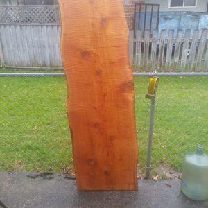 Red Cedar Slabs for Sale in Milwaukie, OR