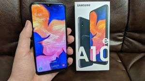 Samsung Galaxy A10e   BRAND NEW IN BOX   NEVER USED for Sale in Glendale, AZ
