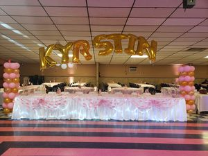 Balloon arches and balloon decorations for Sale in San Antonio, TX