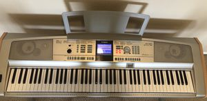Portable Piano Keyboard (88 Keys), Yamaha, DGX-505 for Sale in San Diego, CA