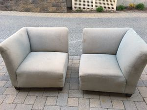 Couch Sectional Halves for Sale in Watertown, MA