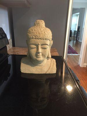 Buddha Bust in Resin for Sale in Arlington, VA