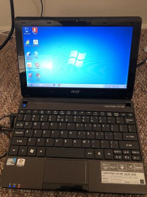 Acer laptop for Sale in Bartow, FL