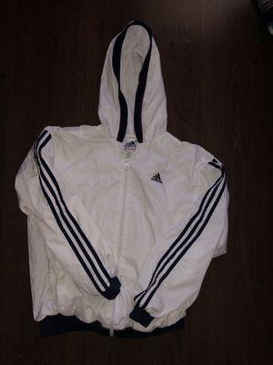 Vintage Adidas Windbreaker Hoodie Jacket Mens Small for Sale in Tempe, AZ