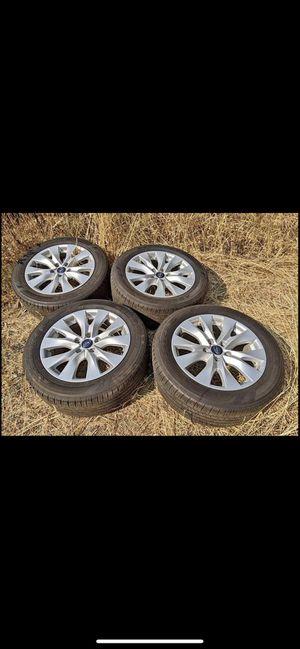 Aluminum Subaru Legacy premium wheels for Sale in East Wenatchee, WA