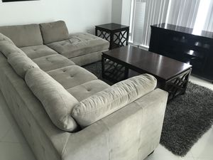 9 PIECES SET - Living room for Sale in Miami, FL
