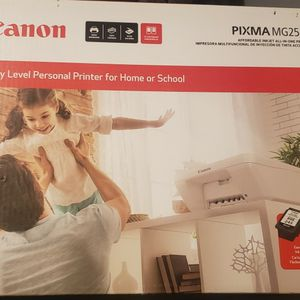 Canon Pixma MG2522 Print, Copy, & Scan for Sale in San Bernardino, CA