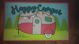 Vintage Camper Trailer Matt for Sale in La Habra, CA