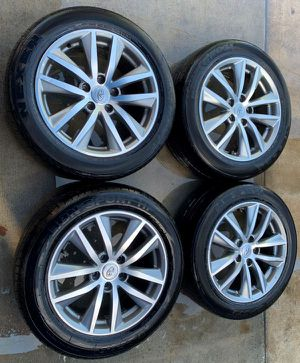 2014 2015 2016 2017 INFINITI Q50 17'' INCH WHEELS RIMS W/ TIRES (SET OF 4) for Sale in Fort Lauderdale, FL