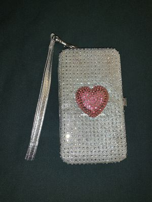 iPhone 5 wallet case for Sale in Moreno Valley, CA