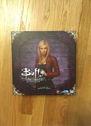 Buffy Board Game for Sale in Chicago, IL