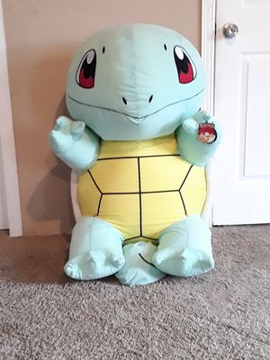 Peluche de pokemon es grande $20 for Sale in Dallas, TX
