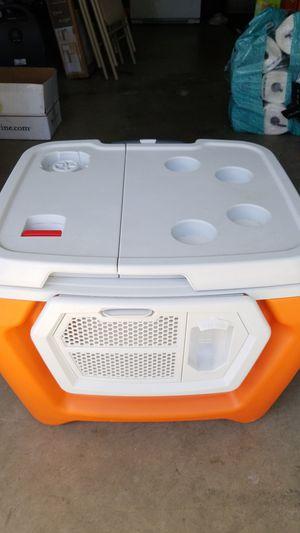 Coolest cooler with blender for Sale in Irvine, CA