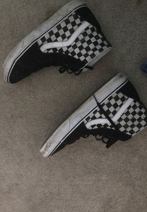 High top vans for Sale in Sioux Falls, SD