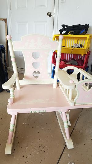 Kid rocking chair for Sale in Cape Coral, FL