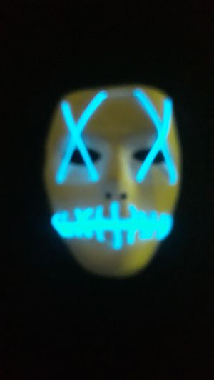Purge mask for 15.00 for Sale in Riverdale, GA