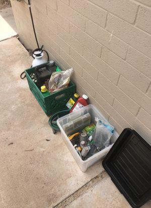 Gardening supplies (misc package) for Sale in Phoenix, AZ