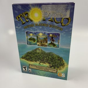 New Tropico Master Players Edition PC CD Room Computer Game Factory Sealed BN100006. Please take a minute to review the description, specifications a for Sale in Edinburg, TX